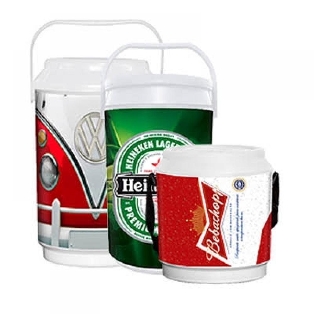 Cooler formato lata