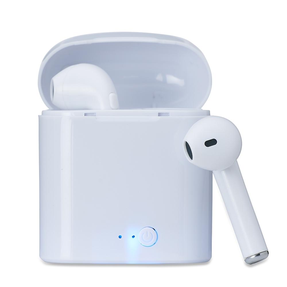 Fone Bluetooth com Case Carregador
